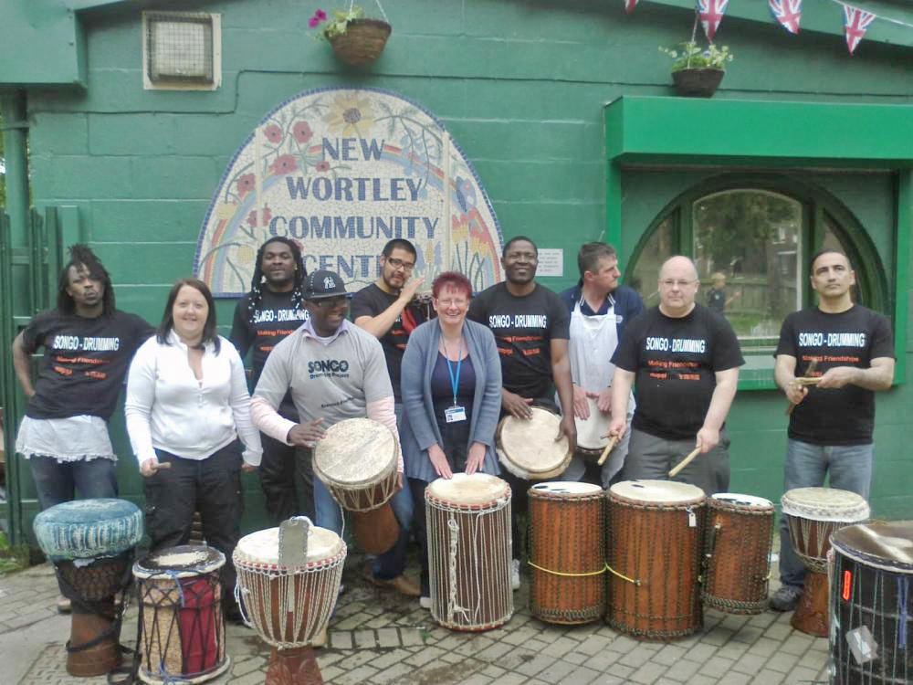 Songo at the Wortley Community Festival